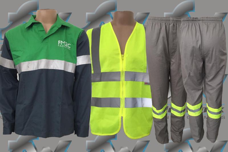 Confecção de uniformes profissionais campinas