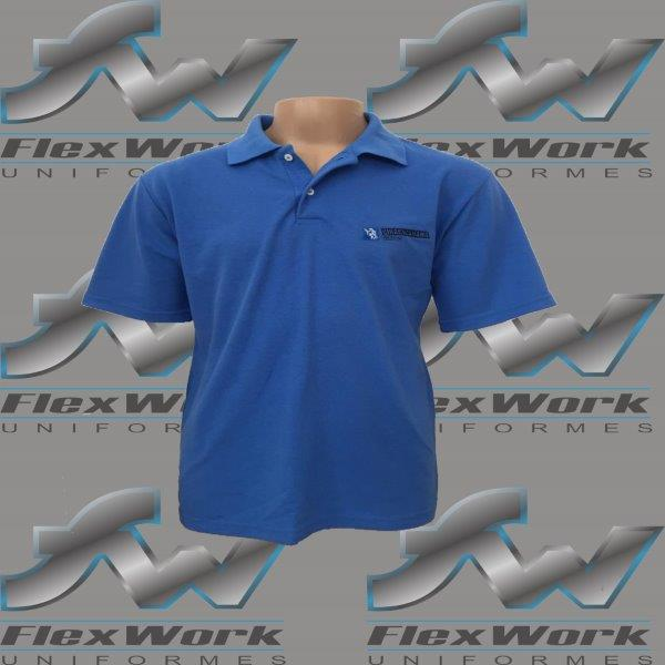 d73cf567e5 Camisa polo para uniforme - Flex Work