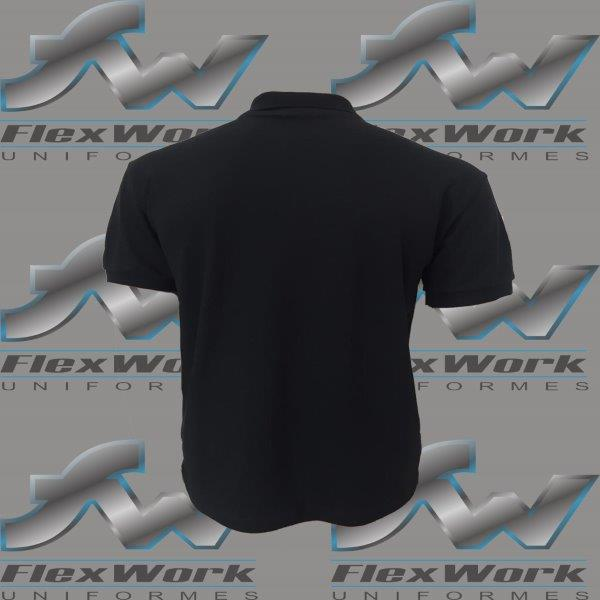 Camisa polo uniforme bordado
