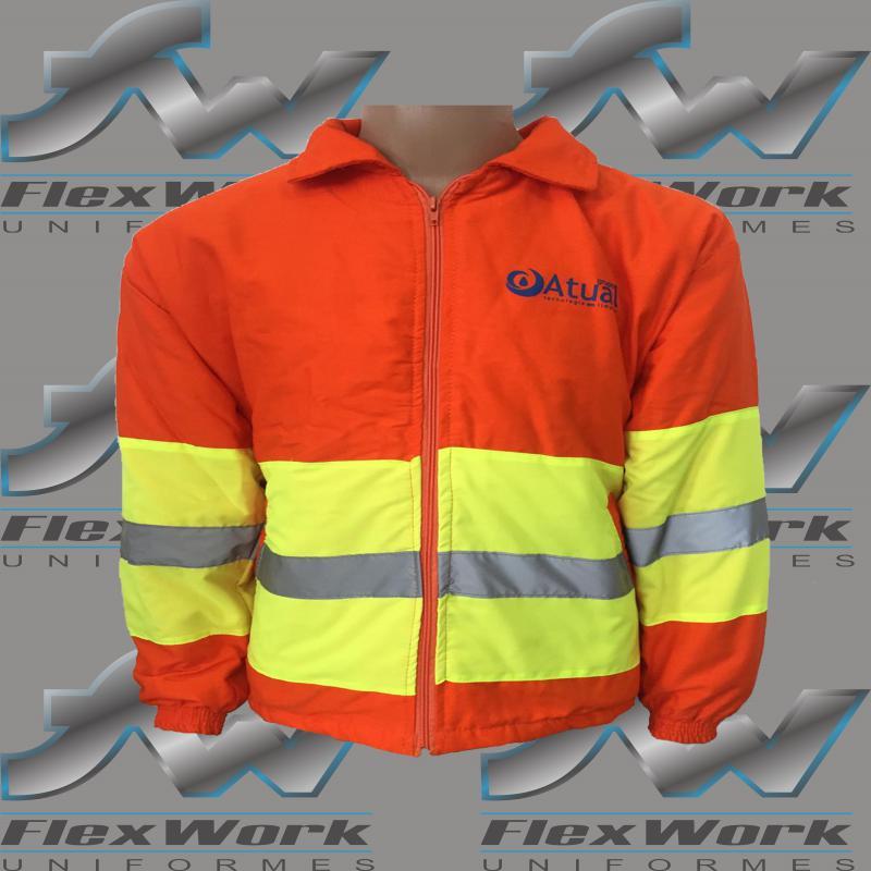 Jaqueta uniforme preço