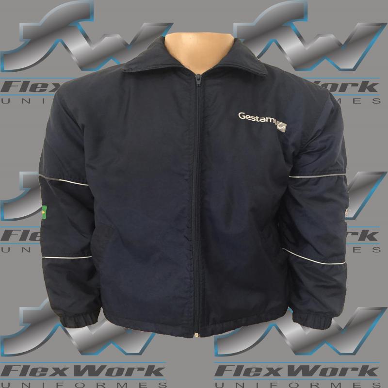 Uniformes profissionais jaquetas sp